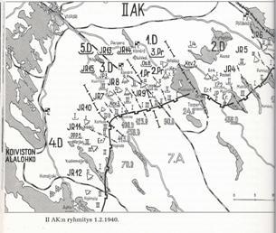 Isani Aate Matiaksen Viimeinen Taistelu 15 2 1940 Myrskyn Varjot