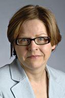 Kehitysministeri Heidi Hautala ym.