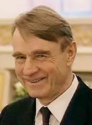 Presidentti Koiviston haastattelu 21.8.1992