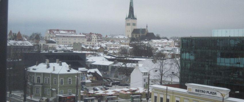 Terveisiä Tallinnasta …