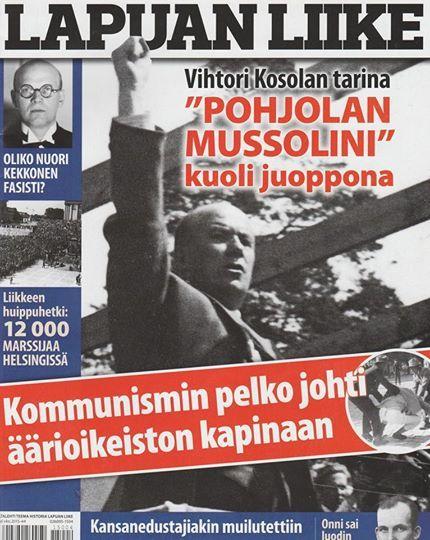 Suomen paarialuokka ja kansanvallan kaaos