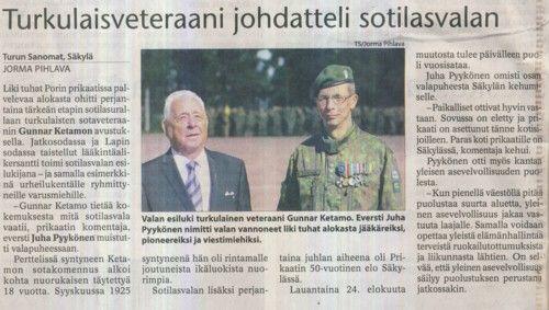 Vala isänmaalle – ei Natolle
