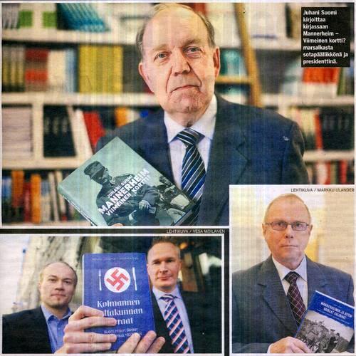 Mannerheim ja kaukopartiot 2010-luvulla historioitsijoiden silmätikkuina… Miksi?