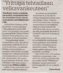 """Iltalehti uutiset: """"Miljonääri asuu matkailuautossa"""""""