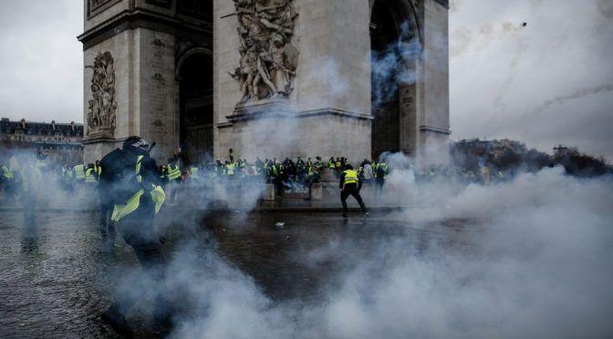 Väkivalta voimaanko Euroopassa?