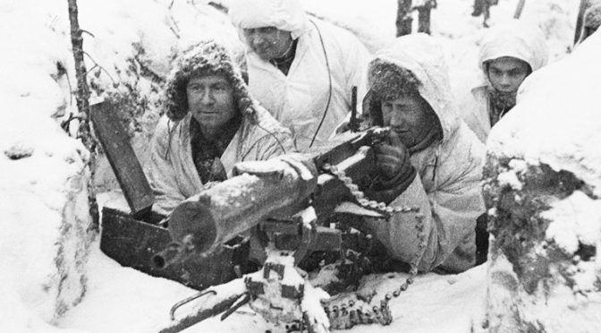 Talvi- ja jatkosodan kiistelty ja kielletty historia