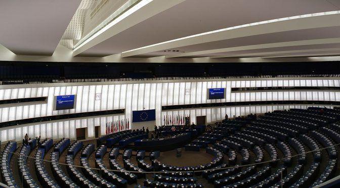 Eurooppa murrokseen, ellei peräti kaaokseen…