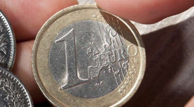 Ulosoton perintätulos ylittänyt miljardi euroa