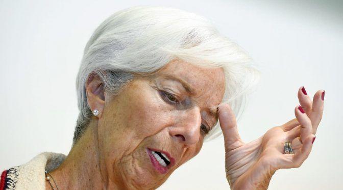 Mitä tapahtuu EU:n rahapolitiikalle?