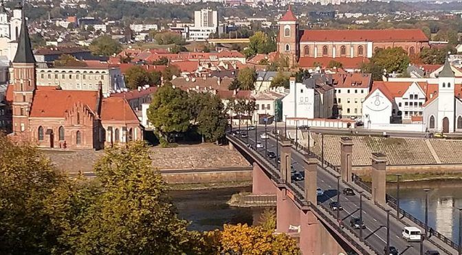 Terveisiä Liettuan Kaunasista
