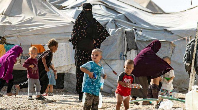 AL-Holin lapsetko terroristeja?